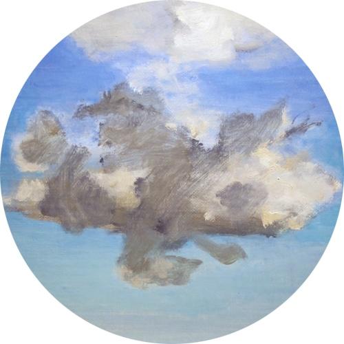 Yksityiskohta taidemaalari Daniel Enckellin teoksesta.