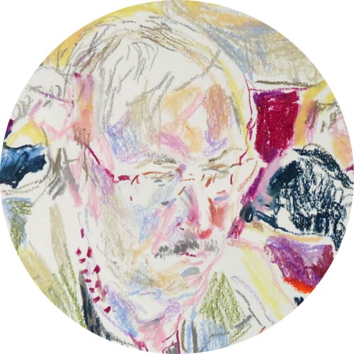 Yksityiskohta kuvataiteilija Pauliina Turakka Purhosen teoksesta.